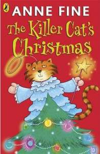 The cover of 'The Killer Cat's Christmas'