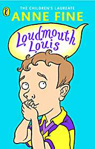 The cover of 'Loudmouth Louis'